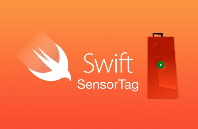 Interfacing TI SensorTag with iOS Devices using Swift